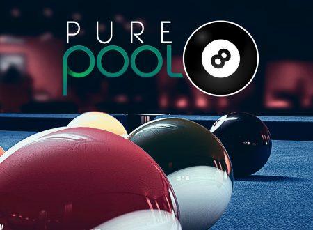 Pure Pool: uno sguardo in video al titolo dai Nintendo Switch europei