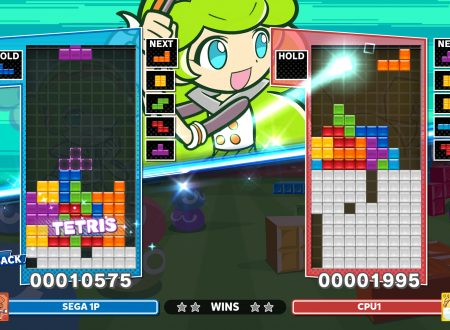 Puyo Puyo Tetris 2: pubblicato un nuovo trailer giapponese dedicato al titolo