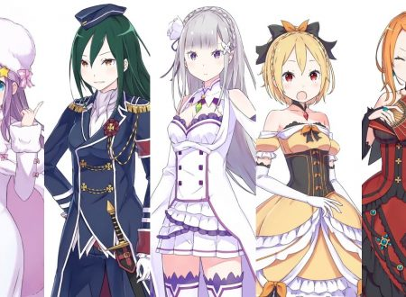 Re:ZERO – Starting Life in Another World: The Prophecy of the Throne, pubblicato un secondo trailer giapponese