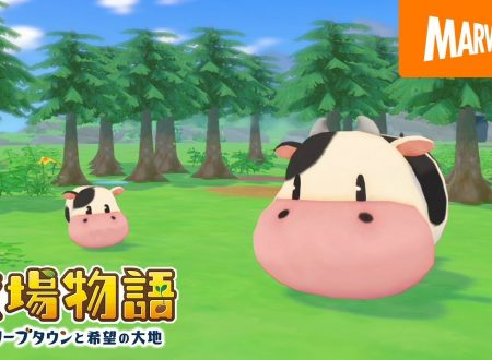 STORY OF SEASONS: Pioneers of Olive Town, pubblicato un overview trailer giapponese