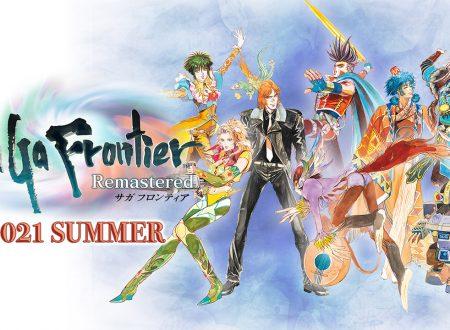 SaGa Frontier Remastered: il titolo in arrivo nell'estate 2021 su Nintendo Switch