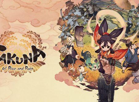 Sakuna: Of Rice and Ruin, il titolo ora aggiornato alla versione 1.0.2 sui Nintendo Switch europei