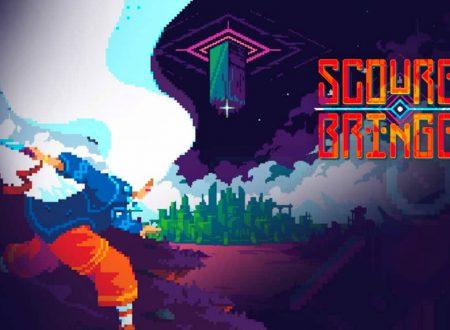 ScourgeBringer: il titolo aggiornato alla versione 1.0.4 sui Nintendo Switch europei
