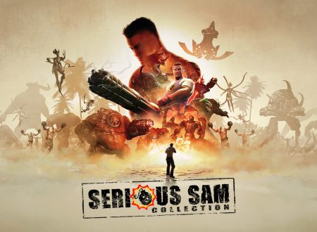 Serious Sam Collection: la raccolta in arrivo il 17 novembre su Nintendo Switch