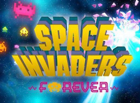 Space Invaders Forever: la raccolta in arrivo l'11 dicembre su Nintendo Switch