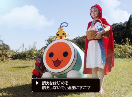 Taiko no Tatsujin: Rhythmic Adventure Pack, pubblicato un video commercial giapponese