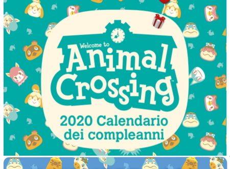 Animal Crossing: New Horizons, il calendario dei compleanni degli animali nel mese di dicembre