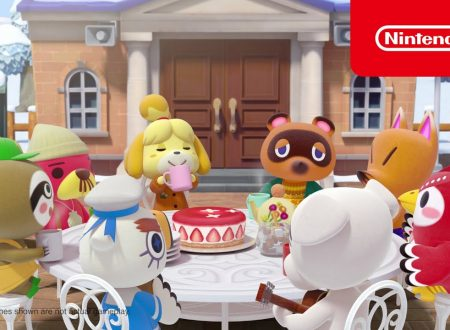 Animal Crossing: New Horizons, pubblicato un nuovo video promo, Il tuo anno con Animal Crossing: New Horizons
