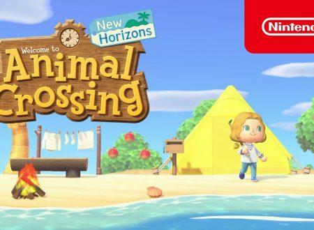 Animal Crossing: New Horizons, pubblicato un nuovo video promo, La tua isola a marzo!