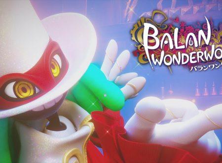 Balan Wonderworld: pubblicato un nuovo trailer dedicato al titolo