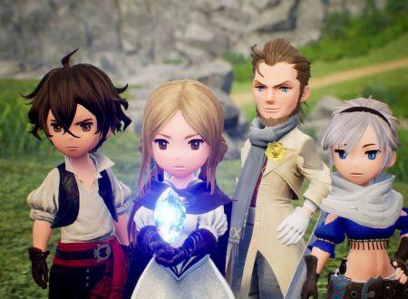 Bravely Default II: pubblicato un nuovo trailer giapponese sul titolo