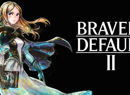 Bravely Default II: uno sguardo in video alla demo finale su Nintendo Switch