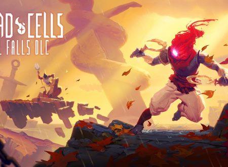 Dead Cells: annunciato ufficialmente l'arrivo del nuovo DLC, Fatal Falls