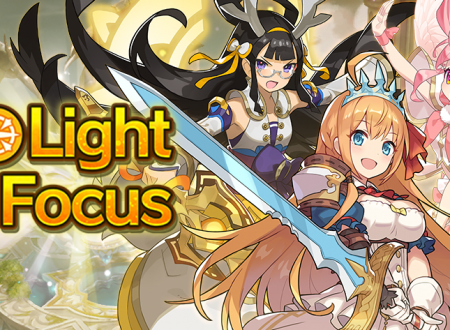 Dragalia Lost: ora disponibile il nuovo Summon Showcase, Light Focus
