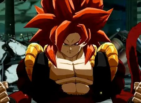 Dragon Ball FighterZ: svelato l'arrivo di Gogeta Super Saiyan 4 come nuovo DLC