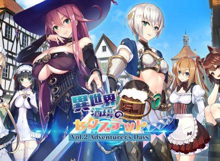 Fantasy Tavern Sextet Vol. 2: Adventurer's Days, il titolo in arrivo il 14 gennaio 2021 sull'eShop di Nintendo Switch