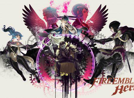 Fire Emblem Heroes: il titolo aggiornato alla versione 5.0.0 su Android e iOS