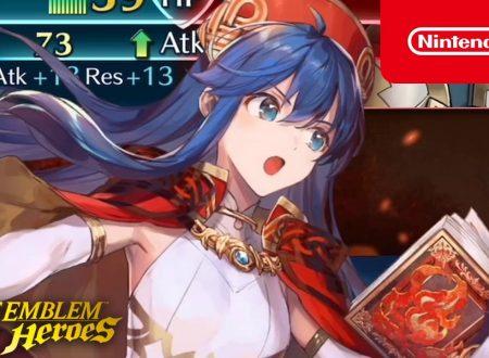 Fire Emblem Heroes: svelato l'arrivo dell'evento evocazione, Eroi Leggendari: Lilina, la guida ardente