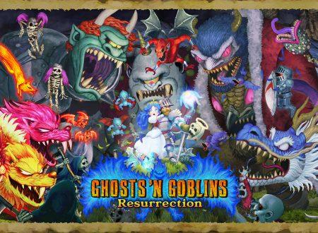 Ghosts 'n Goblins Resurrection: pubblicato un nuovo video gameplay dall'ultimo episodio di Capcom TV