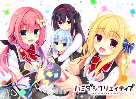 Hamidashi Creative: la visual novel annunciata per l'approdo nella primavera 2021 su Nintendo Switch