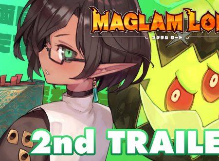 Maglam Lord: pubblicato un secondo trailer giapponese dedicato al titolo