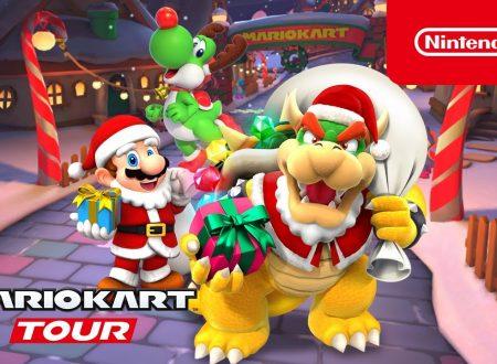Mario Kart Tour: pubblicato il trailer del Tour Invernale, disponibile ora nel titolo mobile