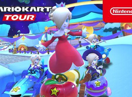 Mario Kart Tour: pubblicato il trailer del Tour Rosalinda, disponibile ora nel titolo mobile