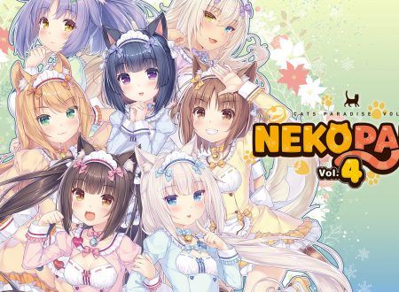 Nekopara Vol.4: uno sguardo in video alla visual novel dai Nintendo Switch europei