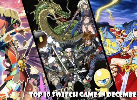 Nintendo Switch: la nostra TOP 10 dei titoli in uscita a dicembre 2020