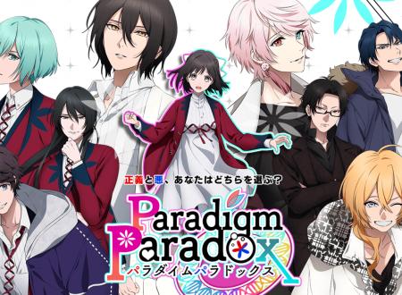 Paradigm Paradox: la visuaal novel otome in arrivo nel 2021 sui Nintendo Switch giapponesi