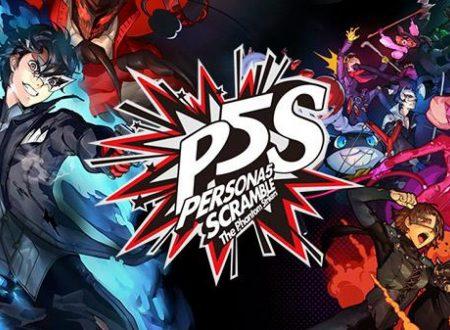 Persona 5 Scramble: The Phantom Strikers, il titolo in arrivo il 23 febbraio 2021 sui Nintendo Switch europei
