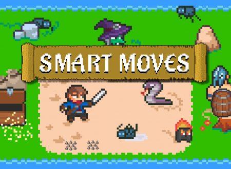 Smart Moves: uno sguardo in video al titolo dai Nintendo Switch europei