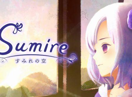 Sumire: pubblicato un nuovo trailer che svela l'arrivo nel 2021 su Nintendo Switch