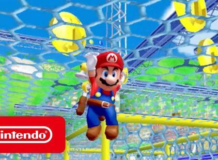 Super Mario 3D All-Stars, pubblicato il trailer: Explore the world of Super Mario Sunshine