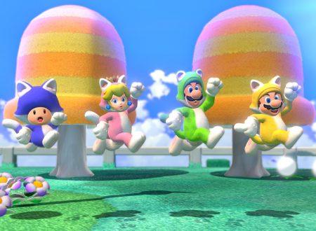 Super Mario 3D World + Bowser's Fury, pubblicato un nuovo promozionale ai The Game Awards 2020