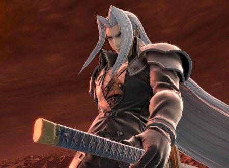 Super Smash Bros. Ultimate: Sephiroth di Final Fantasy VII rivelato come prossimo DLC durante i The Game Awards