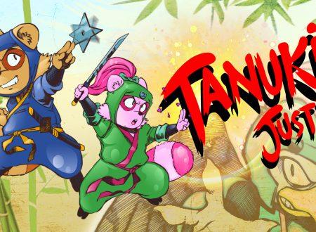 Tanuki Justice: uno sguardo in video al titolo dai Nintendo Switch europei