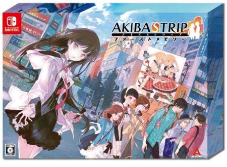 Akiba's Trip: Hellbound & Debriefed, il titolo annunciato per l'arrivo il 20 maggio sui Nintendo Switch nipponici