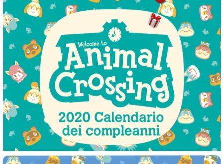 Animal Crossing: New Horizons, il calendario dei compleanni degli animali nel mese di gennaio