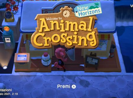 Animal Crossing: New Horizons, il titolo aggiornato alla versione 1.7.0 sui Nintendo Switch europei