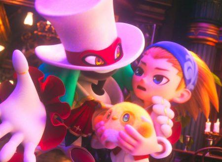 Balan Wonderworld: annunciato l'arrivo di una demo il 28 gennaio su Nintendo Switch