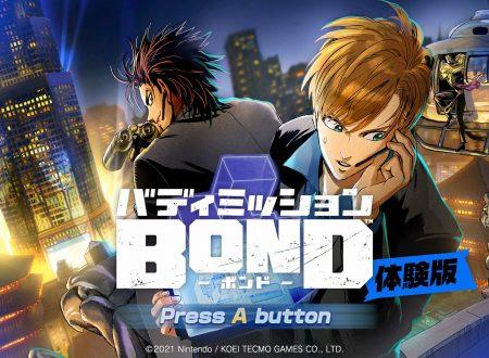 Buddy Mission: BOND: uno sguardo in video alla demo dai Nintendo Switch giapponesi