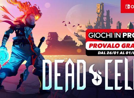 Dead Cells: il titolo presto disponibile tra i Giochi in prova con il Nintendo Switch Online
