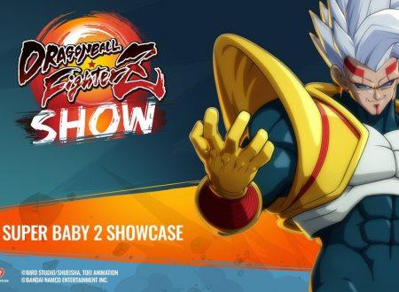 Dragon Ball FighterZ: pubblicato il video della presentazione dedicata a Super Baby 2