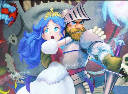 Ghosts 'n Goblins Resurrection: pubblicato il trailer, Weapons, Magic 'n Modes