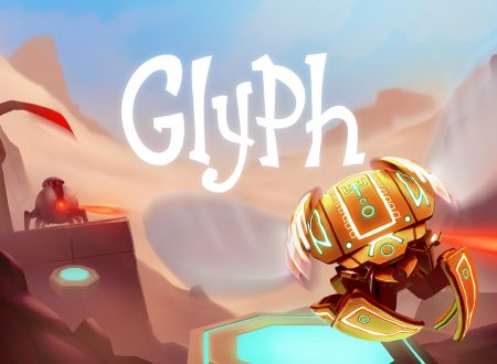 Glyph: uno sguardo in video al titolo dai Nintendo Switch europei
