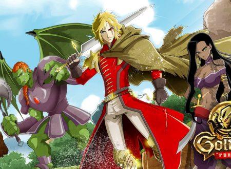 Golden Force: uno sguardo in video al titolo dai Nintendo Switch europei