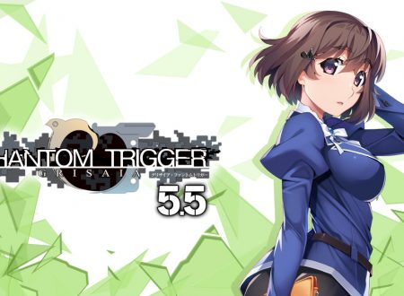 Grisaia: Phantom Trigger Vol. 5.5, uno sguardo in video al titolo dai Nintendo Switch giapponesi