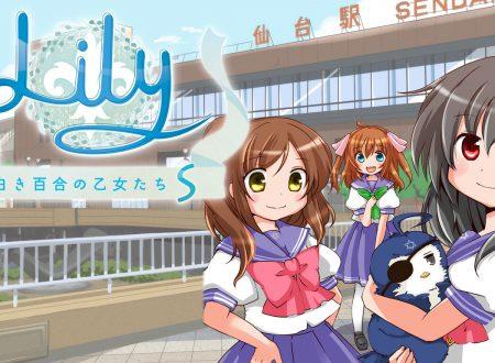 Lily: Shiroki Yuri no Otome-tachi S, uno sguardo in video al titolo dai Nintendo Switch giapponesi