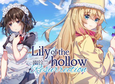 Lily of the Hollow – Resurrection: uno sguardo in video alla visual novel dai Nintendo Switch europei